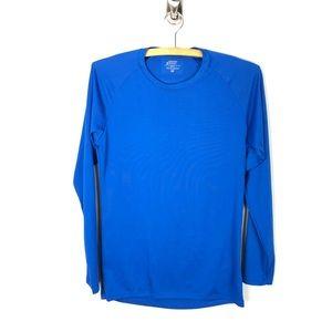 Patagonia Baselayer  Capilene Long Sleeve Blue 861
